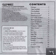 Resident Evil CODEVeronica Dreamcast manual 1