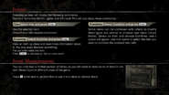 Resident Evil HD Remaster manual - PC english, page7