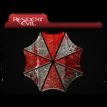 Resident evil folder icon by raingirl2009-d5woed9