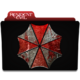 Resident evil folder icon by raingirl2009-d5woed9