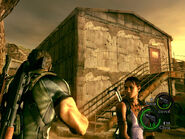 Mining area in RE5 (by Danskyl7) (2)