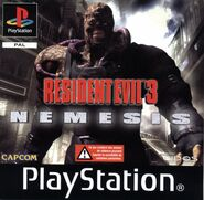 Resident Evil 3 Nemesis Pal