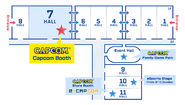 TGS 2019 Capcom booth map (2)