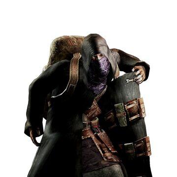 Merchant Resident Evil Wiki Fandom