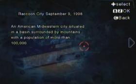 Raccoon City 9 de Septiembre, 1998