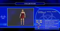 Resident evil outbreak alyssa ashcroft red dress