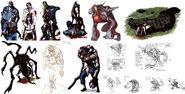Concepto enemigos RE1.5