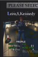 Leon Profile RE1.5