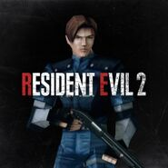 Resident Evil 2 Traje de Leon 98