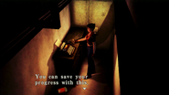 Resident Evil CODE Veronica - Prisoner management office corridor - examines 02-1