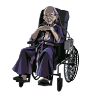 BIOHAZARD Clan Master - Oswell E. Spencer