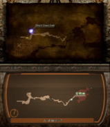 RE4 Trial eng vs jp map screen