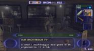 Submachinegun FP 2