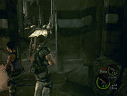 Ancient village in-game RE5 (Danskyl7) (6)