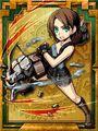 Biohazard Clan Master MonsterhunterxResident Evil Jill
