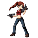 ClanMaster Claire RECV Pose2