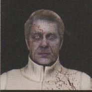 Degeneration Zombie face model 42
