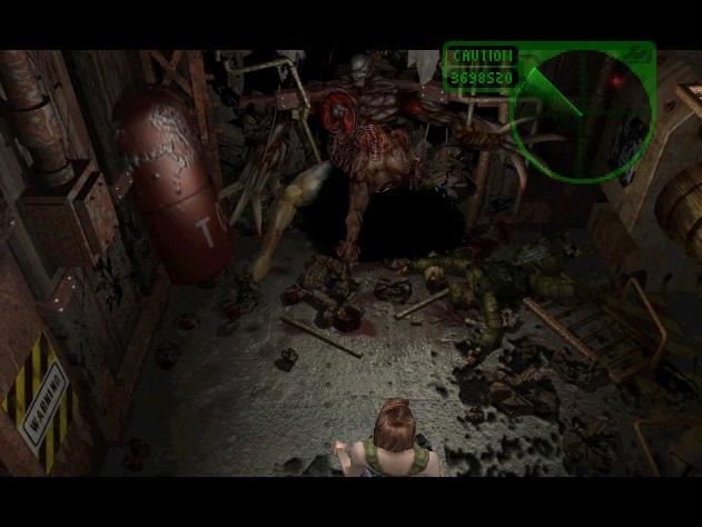 Image - Nemesis 3rd form.jpg | Resident Evil Wiki | FANDOM powered ...