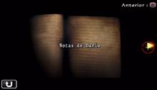 Notas de Dario