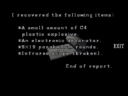 RE2 Patrol report 04