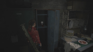 RE2 remake Shoulder Stock (GM 79) location