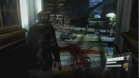 Resident Evil 6 - Leon Gameplay - Part 2 (HD) (PEGI)