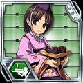 BIOHAZARD Clan Master - Character card - Yoko Suzuki 1