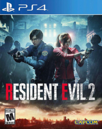 RE2 PS4