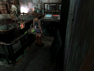RE3 Factory Power Room 6