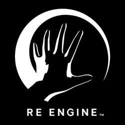 RE Engine logo