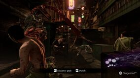 Resident Evil 6 Caza de Agentes