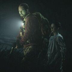 Барри и Наталья в Revelations 2