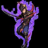 Biohazard Clan Master X Final Fantasy Brigade - Albert Wesker