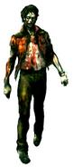 C Virus Zombie
