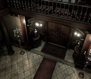 REmake background - Entrance hall - r106 00015