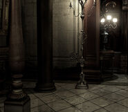 REmake background - Entrance hall - r106 00134