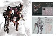 Resident Evil 6 Artworks - Creature Design (27)
