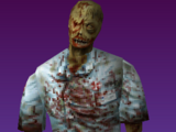 Zombie types in Resident Evil 2