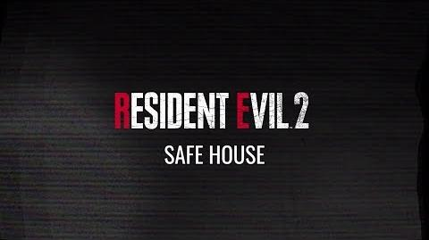 Resident Evil 2 Safe House Reveal