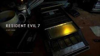 Resident Evil 7 Intro Go Tell Aunt Rhody