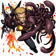 Albert Wesker Uroboros RE5 Clan Master4