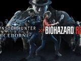 Monster Hunter World: Iceborne X RESIDENT EVIL 2