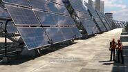 Panneau solaire Terragrigia