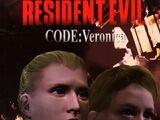Resident Evil CODE:Veronica 3