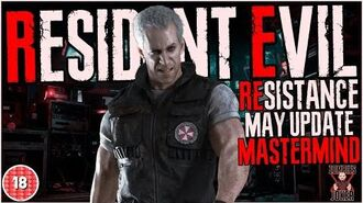 New May Update Announcement New Mastermind Nicholai Ginovaef Resident Evil Resistance