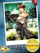 Rebecca (Merc3D) Team Survive