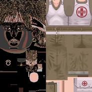 Resident Evil (Jan 1996 Trial) skin - CHAR13 0000b - Rebecca