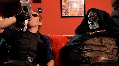 Doom & Wesker Watch Resident Evil 6 Trailer 2