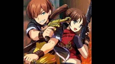 Biohazard Clan Master Claire Steve team up!