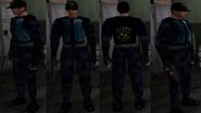 Leon traje 2 RE2-N64